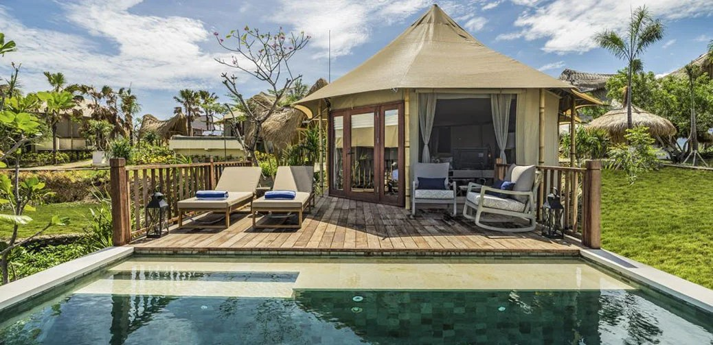 Gl&ing In Bali - The Best Luxury Tented C& Hotels & Review: Central Scotland Glamping At Carru0027s Hill u2013 Glamping ...