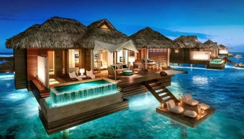 The 10 Most Spectacular Hotel Rooms In The World With ...