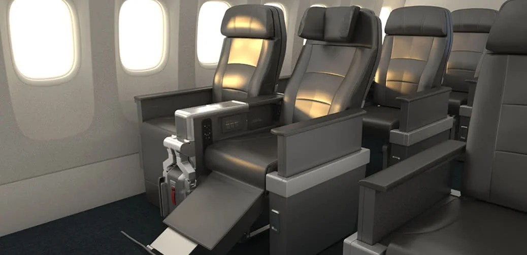Flying To Europe In Premium Economy? Fly United!