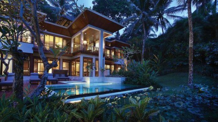 Four Seasons Resort Bali At Sayan Ubud Bali Indonesia