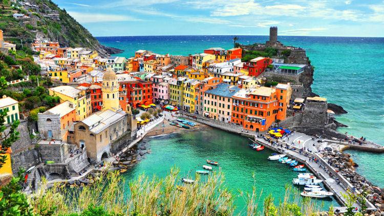 Italian Riveria yachting