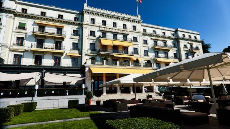 Beau Rivage Hotel Lausanne