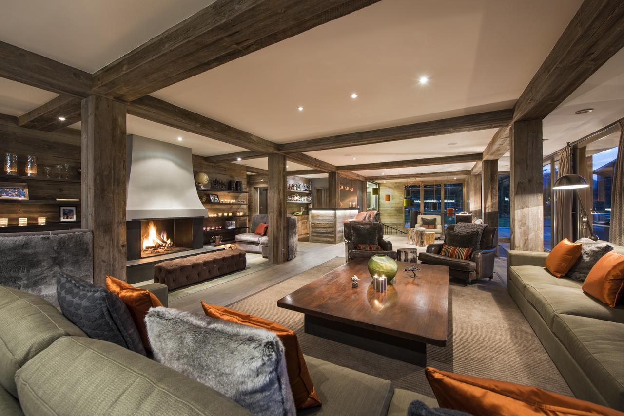 Luxury Chalet - The Lodge