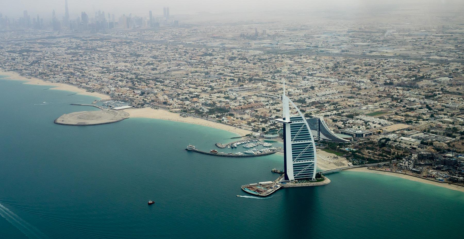 Luxury Middle Eastern Dubai