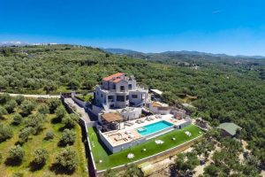 Luxury Greece Holidays in a villa in Crete