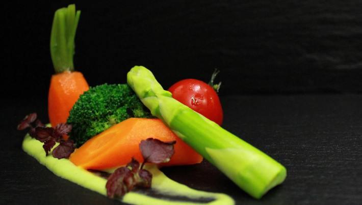 Gemüse zum entschlacken