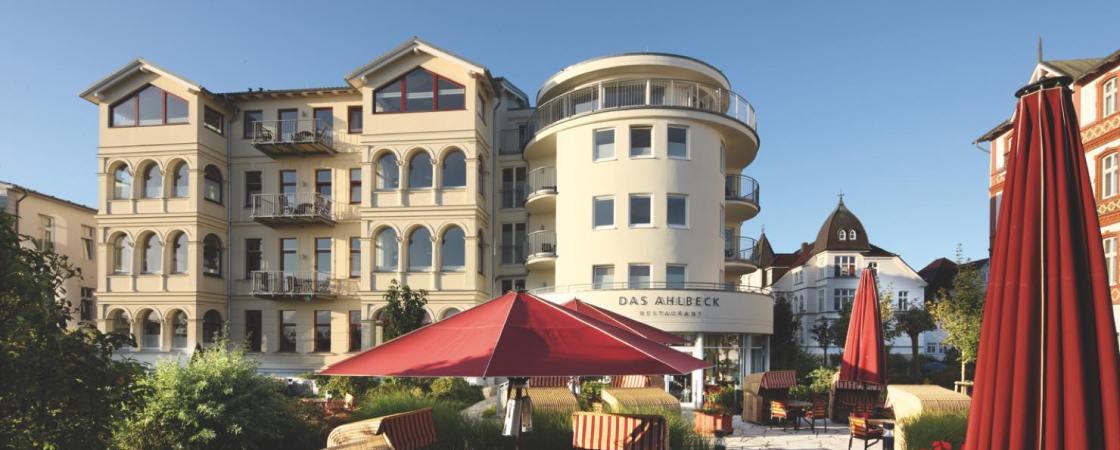 Entschlacken im Das Ahlbeck Hotel und Spa