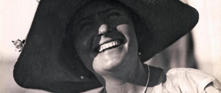 Schriftstellerin Käthe Miethe