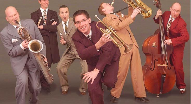 jazz mit jive sharks auf der warnow