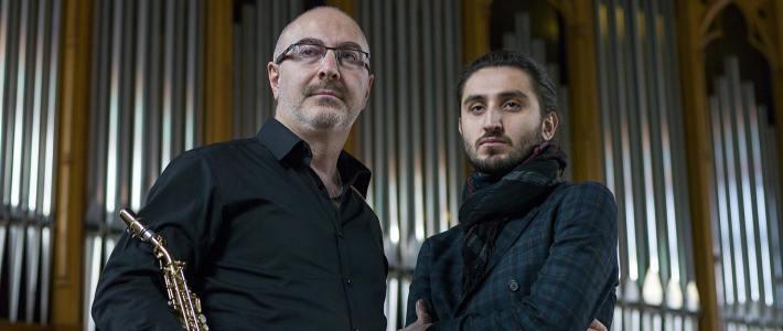 Rain Sultanov und Isfar Sarabski