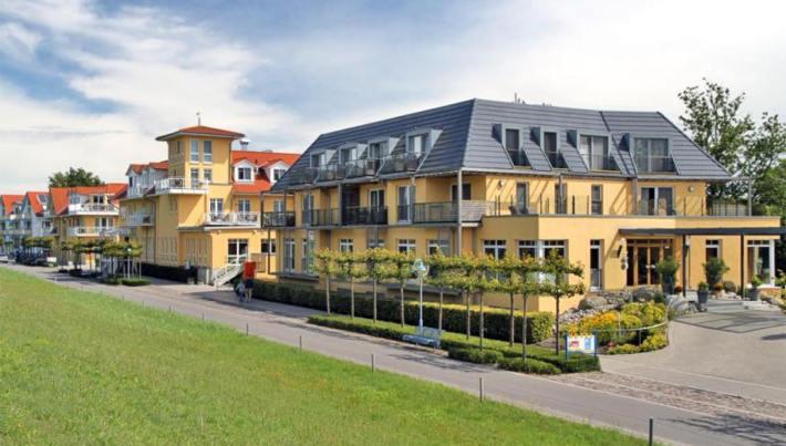 Hotel Meerlust Zingst