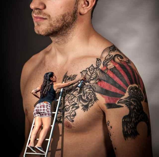 druhy tetovania
