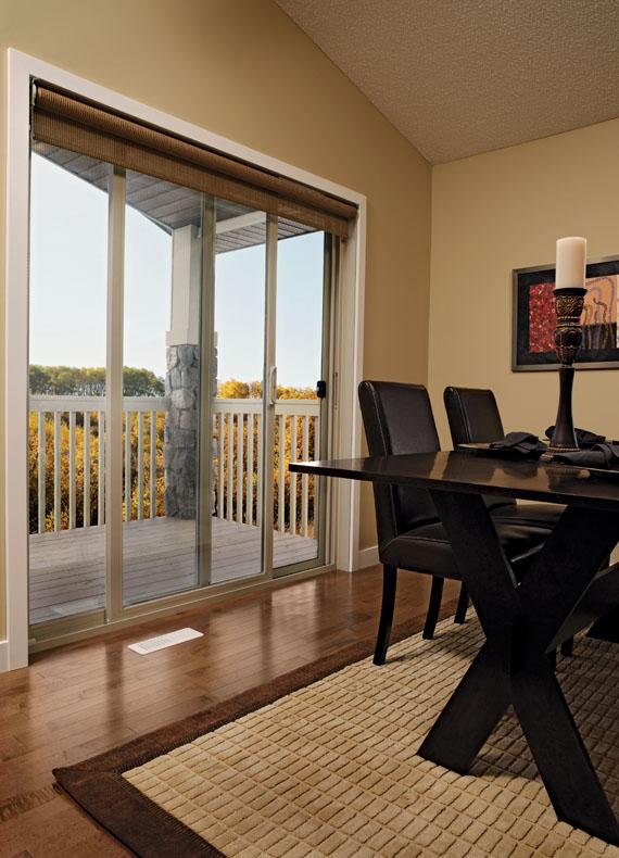 sliding patio doors lux windows doors
