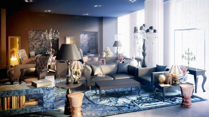 Top Residential Interior Design Firms Chicago ...