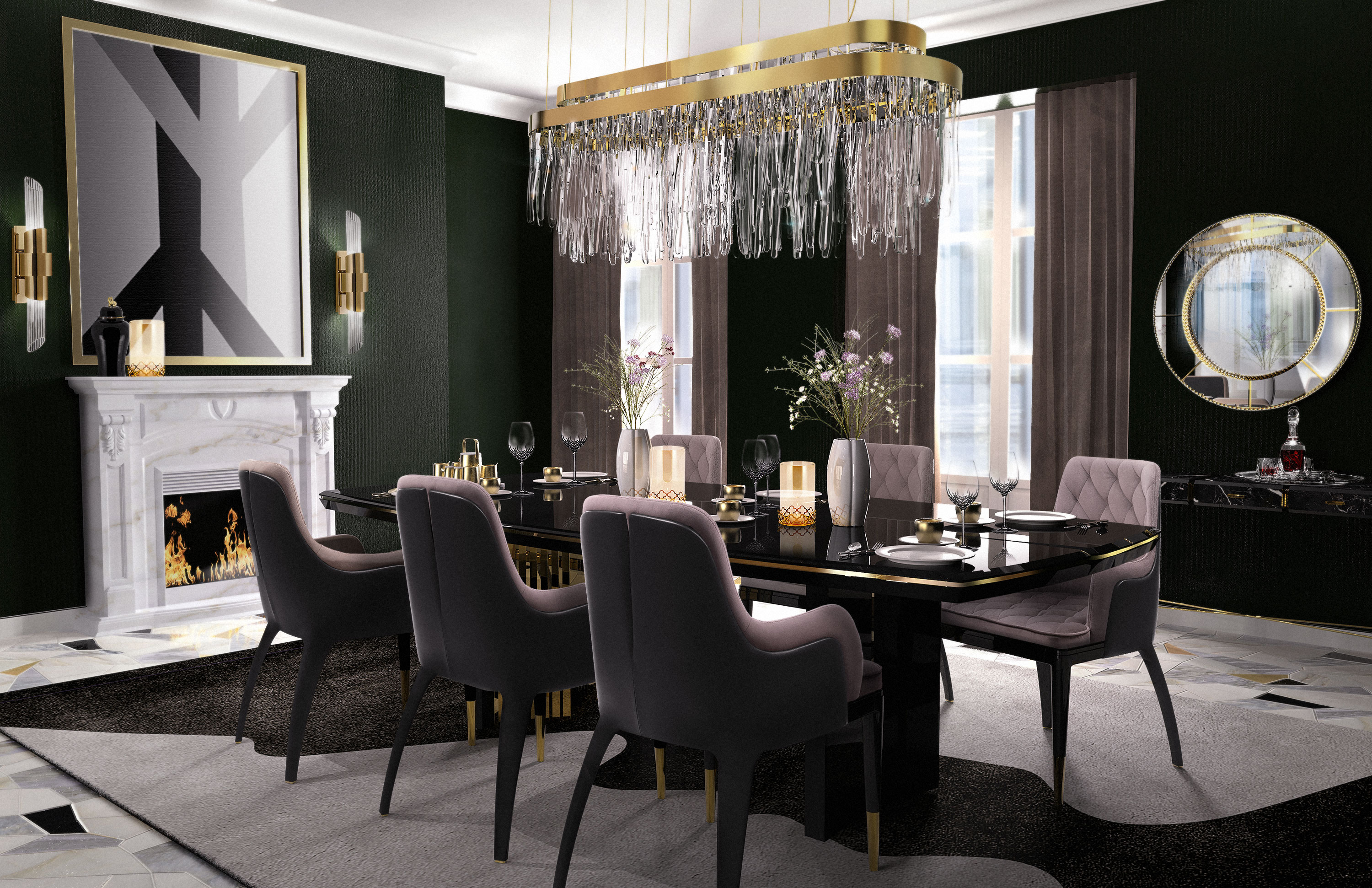elegant dining room ideas you have to use this fall on dining room inspiration id=92008