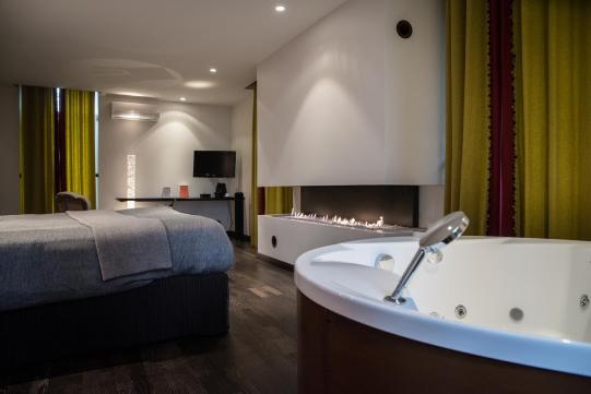 Le clos des sens hotel de luxe à annecy et restaurant gastronomique hotel luxe annecy