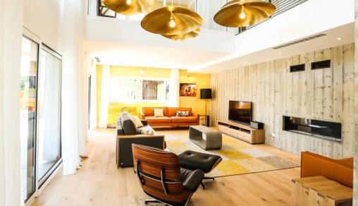 le kube villa luxe location Annecy