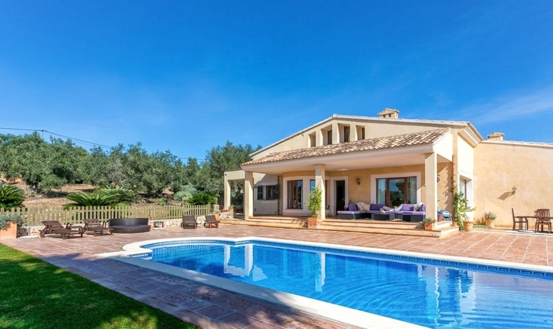 Villa luxe investir immobilier rentier