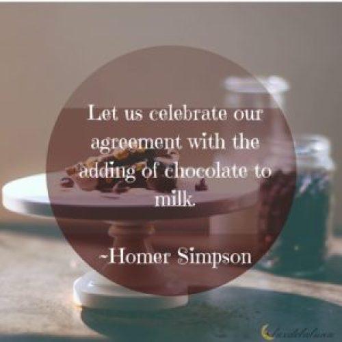 chocolate quotes luzdelaluna