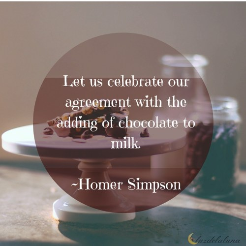 chocolate quotes luzdelaluna