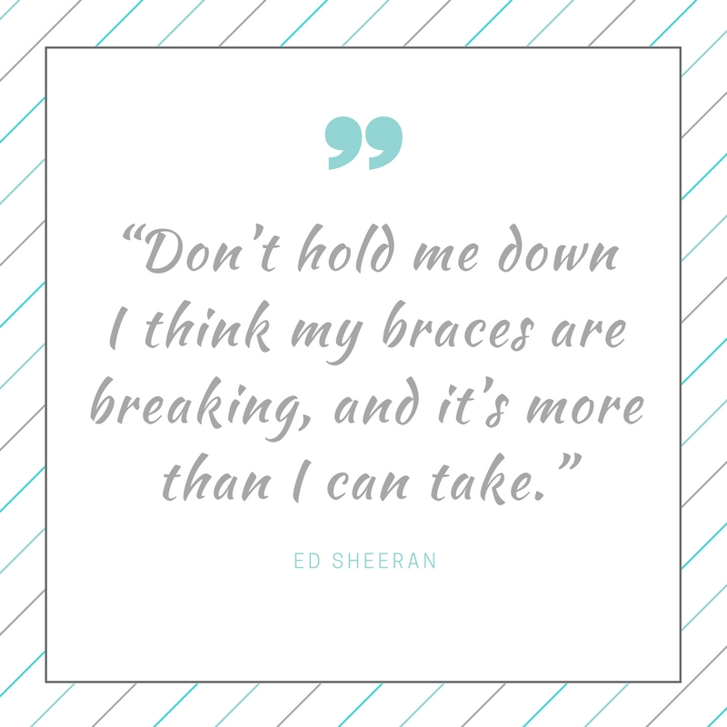 Ed Sheeran Quotes Custom 48 Awesome Ed Sheeran Songs Quotes Luzdelaluna