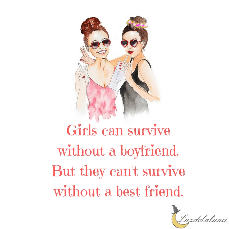 girl friend quotes