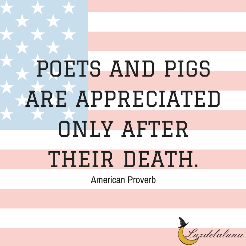 american proverb