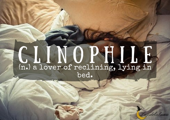 clinophile