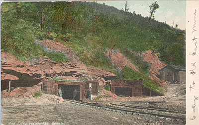 Mine Entry, Pocahontas, Virginia