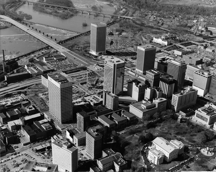 Richmond Aerial