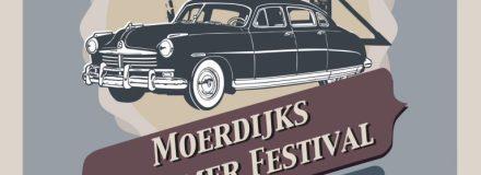 Mobiel erfgoed verzamelt zich in Moerdijk 25 en 26 augustus