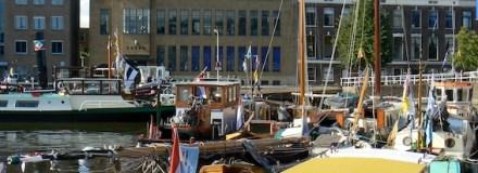 Foto's aanbrengtocht vanuit Delft
