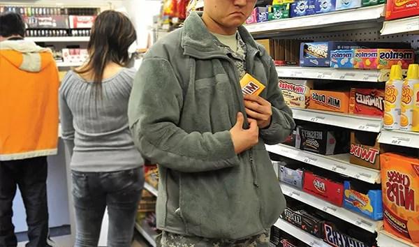 Why shoplift
