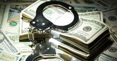 Forfeiture procedure in Las Vegas
