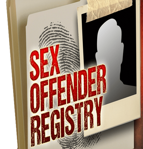 Free sex offender registry by state