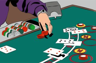casino markers unpaid