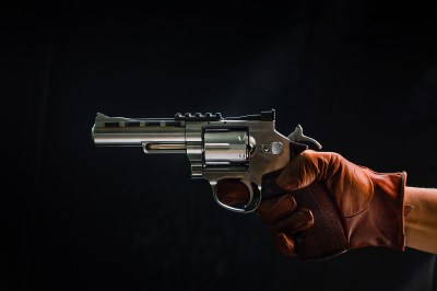 Think of Intimidating Others With a Gun? You Can Ponder That Behind Bars