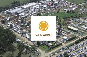 Farm World - see us at Victoria's largest regional agricultural event