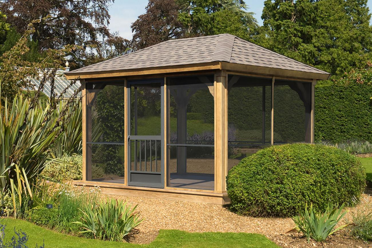 Gazebo Options Lykens Valley Gazebos And Outdoor Living
