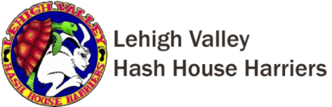Lehigh Valley Hash House Harriers Logo