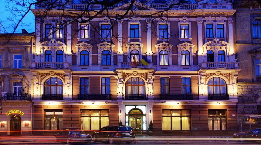 Grand Hotel Lviv 4 Star Luxury Hotel Grand In Lviv Ukraine