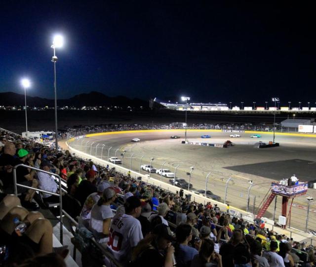 Las Vegas Motor Speedway Announces  Bullring Schedule News