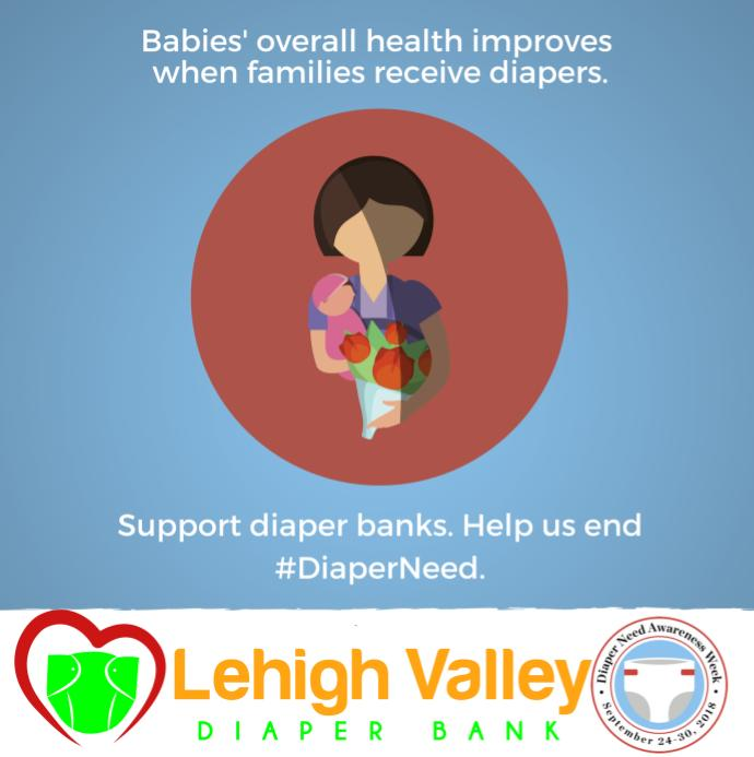Diaper Need Awareness Week 10