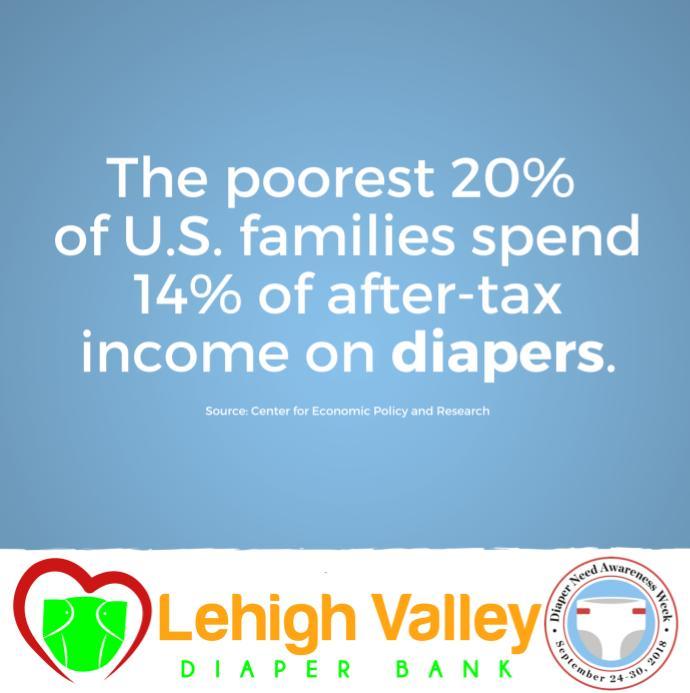 Diaper Need Awareness Week 11