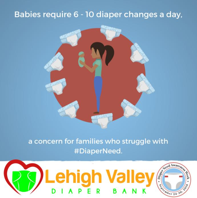 Diaper Need Awareness Week 3