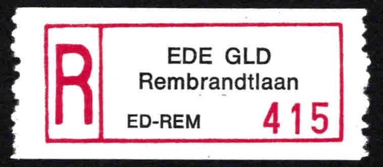 Ede Rembrandtlaan