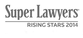 Super Lawyers Rising Stars 2014