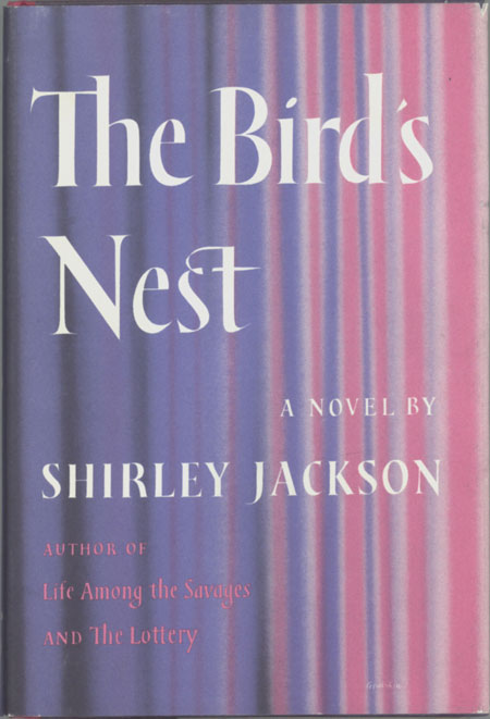 Image result for The Bird's nest shirley jackson first edition