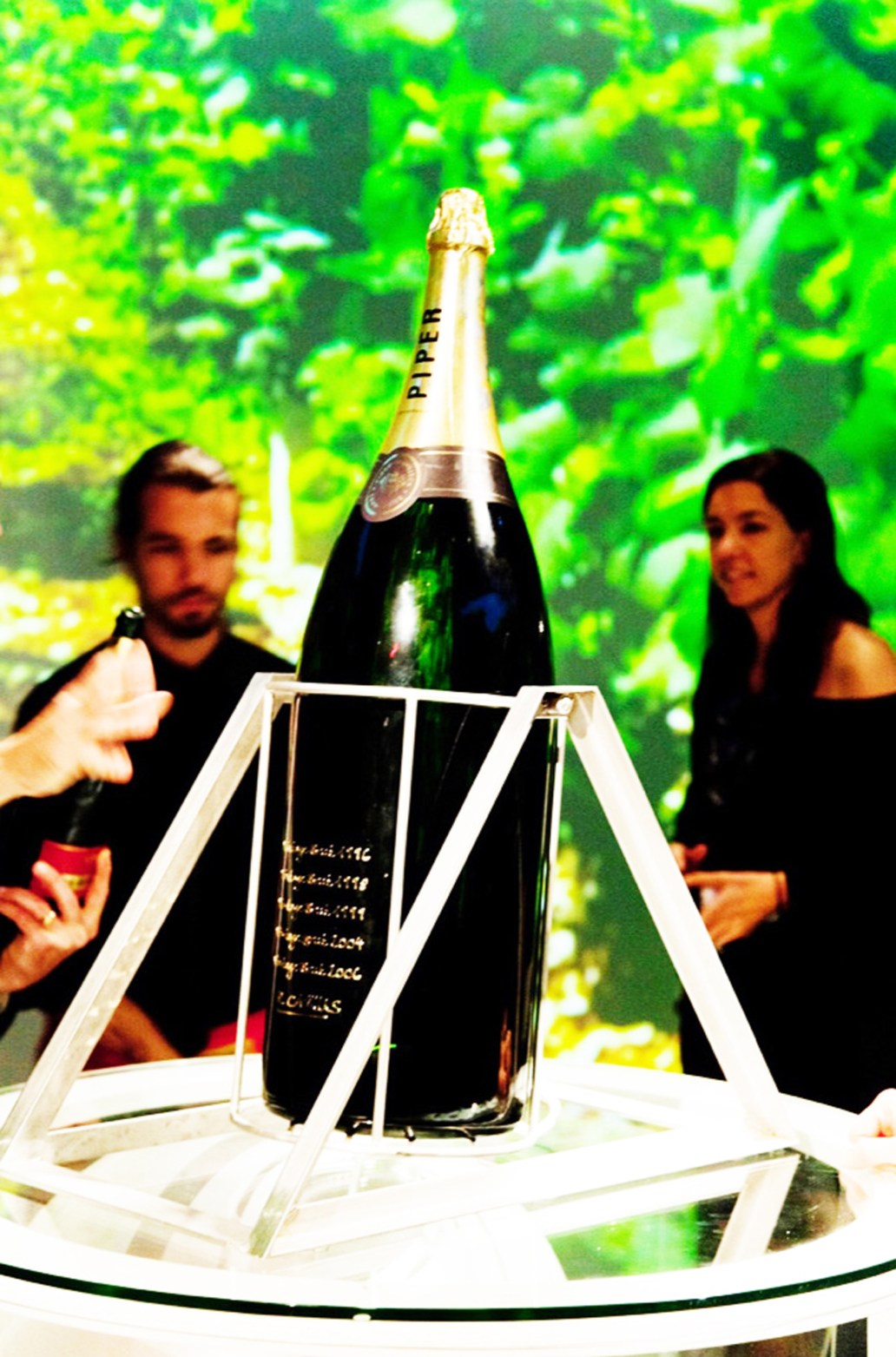 360 Immersive Champagne Experience