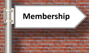 membership sign